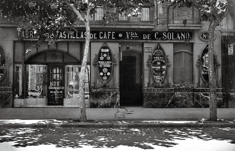 TIENDA DE CELESTINO SOLANO C/11 DE JUNIO 07/07/1949